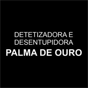 DETETIZADORA E DESENTUPIDORA PALMA DE OURO